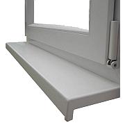 PVC podprozorske daske<br>bele