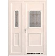 ALU vrata <br> S11 Malme