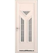 ALU vrata <br> S13 Oslo
