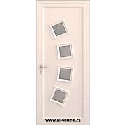 ALU vrata <br> S18 Beč