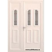 ALU vrata <br> S24 Verona