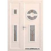ALU vrata <br> S25 Pariz