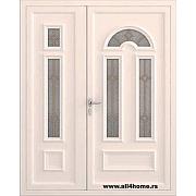 ALU vrata <br> S23 Glazgov
