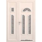 ALU vrata <br> S31 Kragujevac