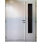 OP sobna vrata<br>bela, dvokrilna