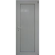 PVC 6K sobna vrata<br>sa ravnim panelom