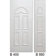 PVC ulazna vrata<br> paneli B400 i B980