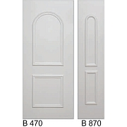 PVC ulazna vrata<br> paneli B470 i B870