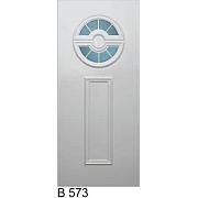 PVC ulazna vrata<br> panel B573