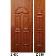 PVC ulazna vrata<br> paneli Z400 i Z980