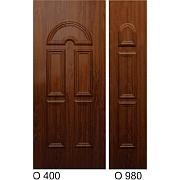 PVC ulazna vrata<br> paneli O400 i O980