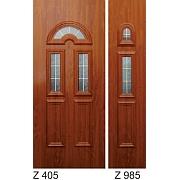 PVC ulazna vrata<br> paneli Z405 i Z985