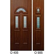 PVC ulazna vrata<br> paneli O405 i O985