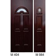 PVC ulazna vrata<br> paneli M404 i M984