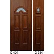 PVC ulazna vrata<br> paneli O404 i O984
