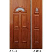 PVC ulazna vrata<br> paneli Z404 i Z984