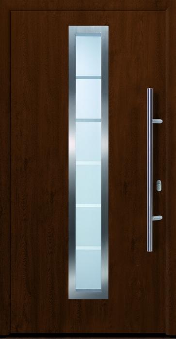 Hörmann ulazna vrata<br>ThermoPlus700 tamni hrast