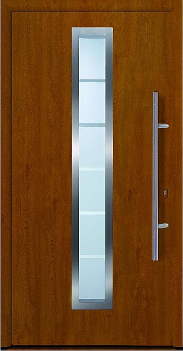Hörmann ulazna vrata<br>ThermoPlus700 zlatni hrast