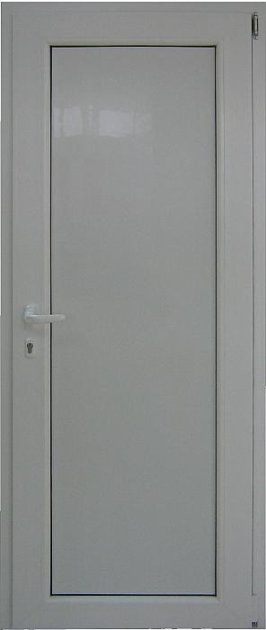 PVC 5K sobna vrata<br>sa ravnim panelom