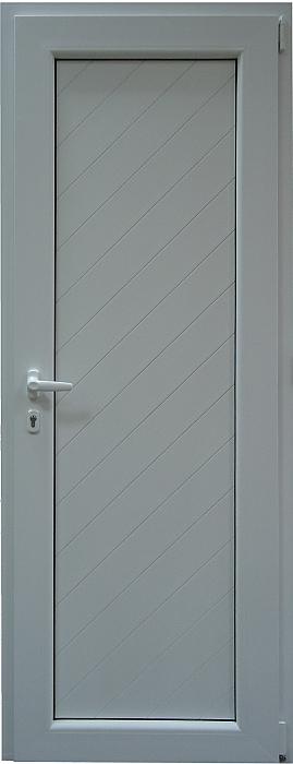 PVC 6K sobna vrata<br>sa kosom PVC ispunom