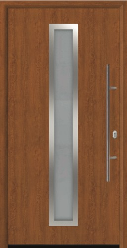 Hörmann ulazna vrata<br>ThermoPlus700 A zlatni hra